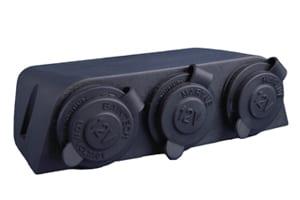 Baintech Triple Socket