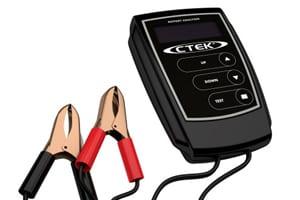 CTEK 12V Battery Analyzer