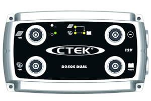 CTEK D250S Dual DC–DC