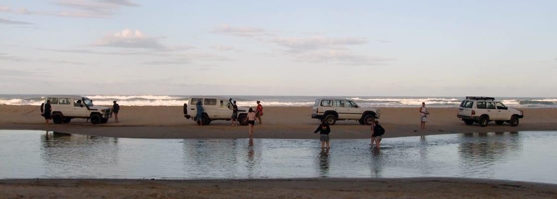 BLOG Top 4WD Destinations QLD FraserIsland 4WD001