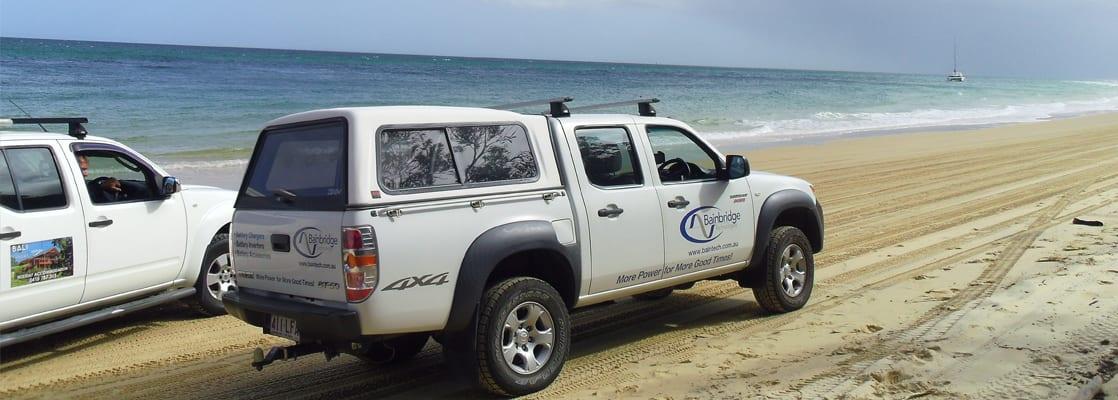 BLOG Top 4WD Destinations QLD MoretonIsland 4WD001