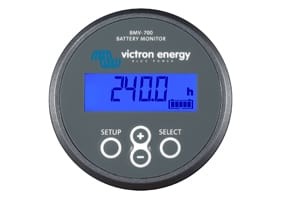 BATTERY MONITORS AND METERS