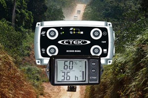 CTEK 20 Amp Off Road System