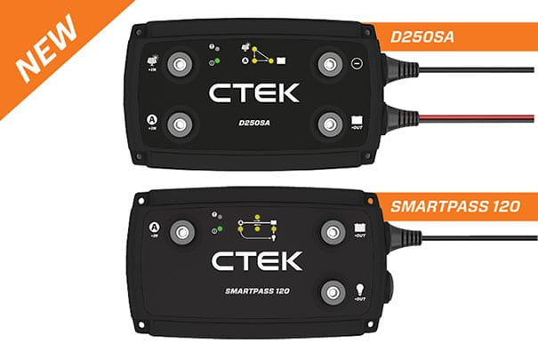 20A DC/DC Battery Charger