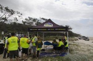 4WD QLD K'gari Fraser Island Clean Up