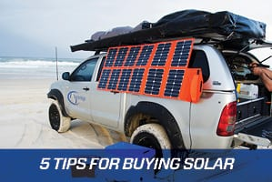 5 Reasons to own a Folding Solar Blanket