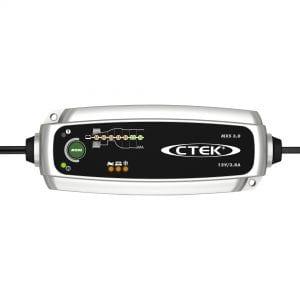 CTEK MXS 3.8 - 12V 3.8a Battery Charger