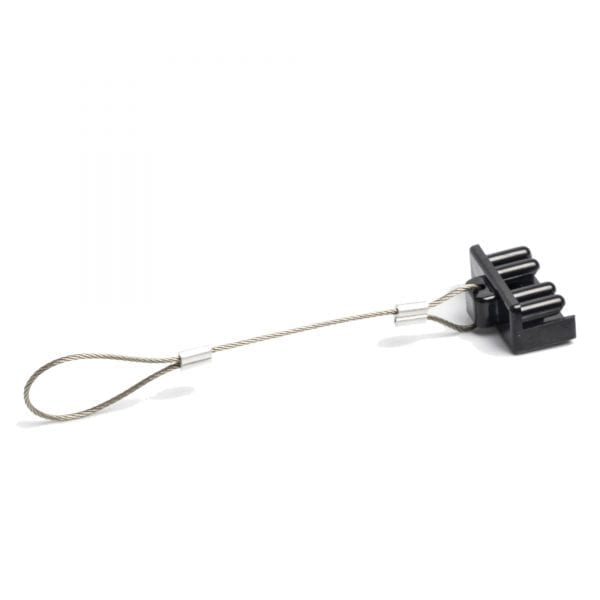Anderson Plug Dust Cap Cable