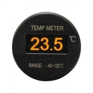 Baintech OLED Temperature Meter