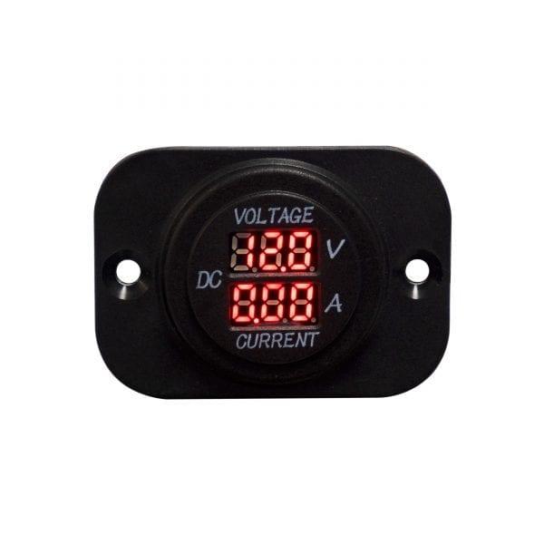 Baintech LED Voltmeter & Ampmeter