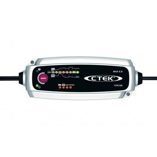 CTEK MXS 5.0 BATTERY CHARGER 12V 5A
