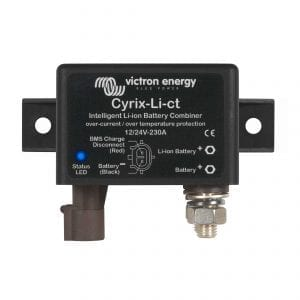 VICTRON CYRIX-LI-CT 12/24V-230A Battery Combiner LiFePO4