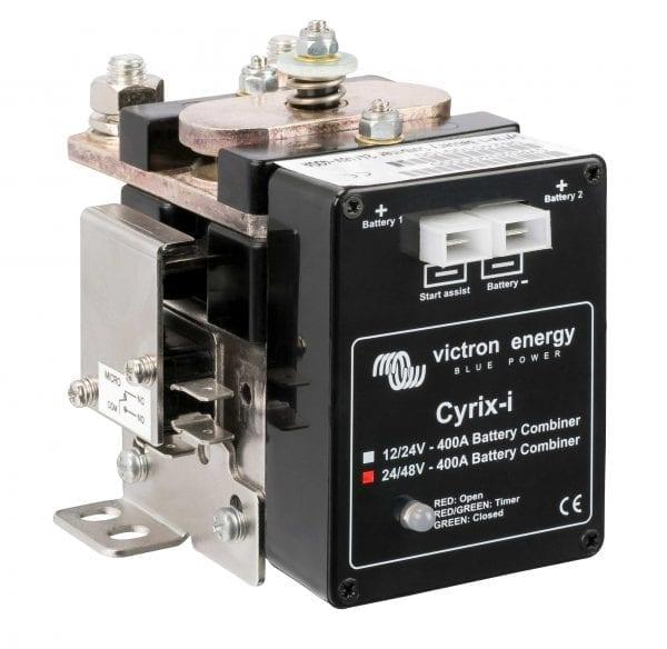 VICTRON Cyrix Battery Combiner 24V/48V 400A