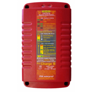 Pro Charge B Waterproof Battery to Battery Charger (built to IP68)