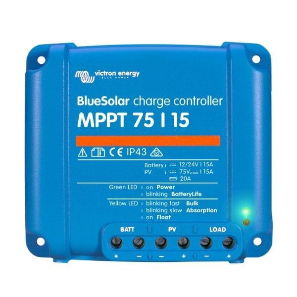 VICTRON BlueSolar MMPT 75/15 (12/24-15A)