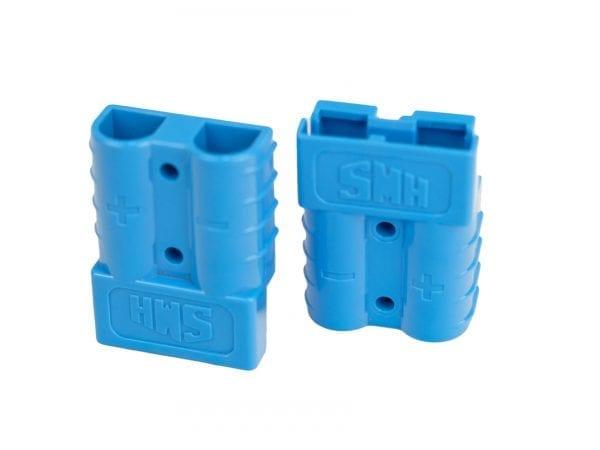 Baintech Blue 50A Anderson Plug 2 Pack