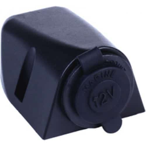 Baintech Single Surface Mount Ciga Socket Black