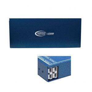 110Ah Slimline Lithium Battery + Bracket Kit
