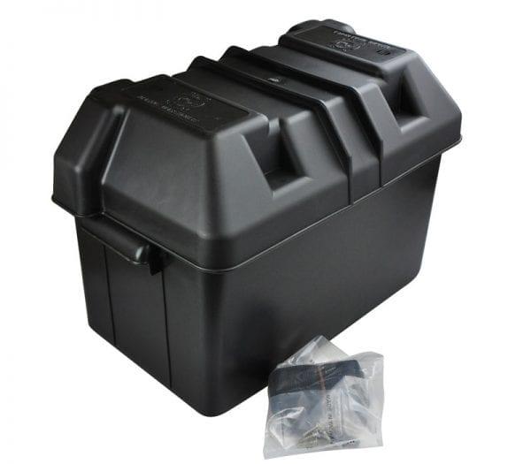Baintech Battery Box - Large - 350L x 210W x 205D