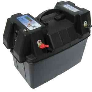 Baintech Battery Box - Power