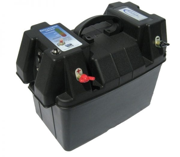 Baintech Battery Box - Power