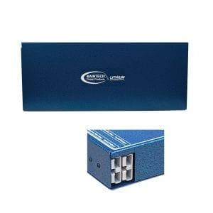 Baintech 12V 110Ah Slimline Lithium Battery