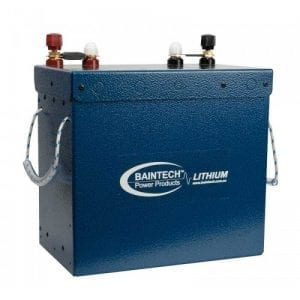 Standard Power Lithium Battery 12v 110ah