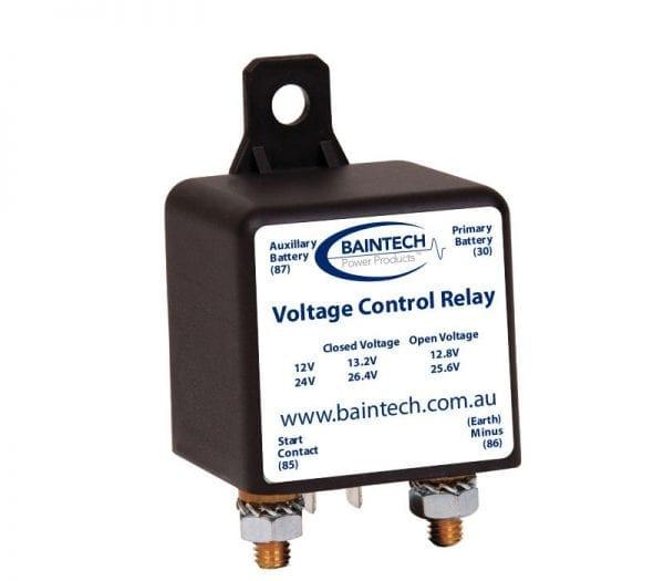 Baintech Voltage Control Relay 12V/24V 100A