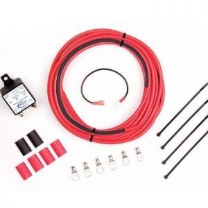 Baintech Dual Battery Control Kit Diy 12v/24v 100a
