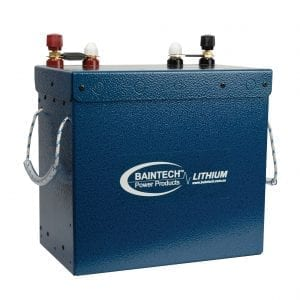 150Ah Standard Power Lithium Battery