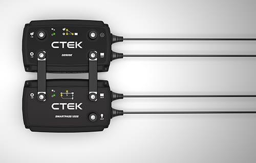 New CTEK DC-DC Lithium (12V LiFEPO4) Charger