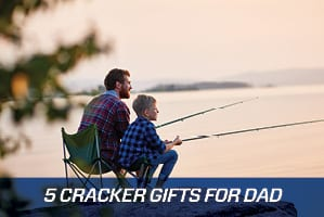 Cracker Gift Ideas for Father's Day