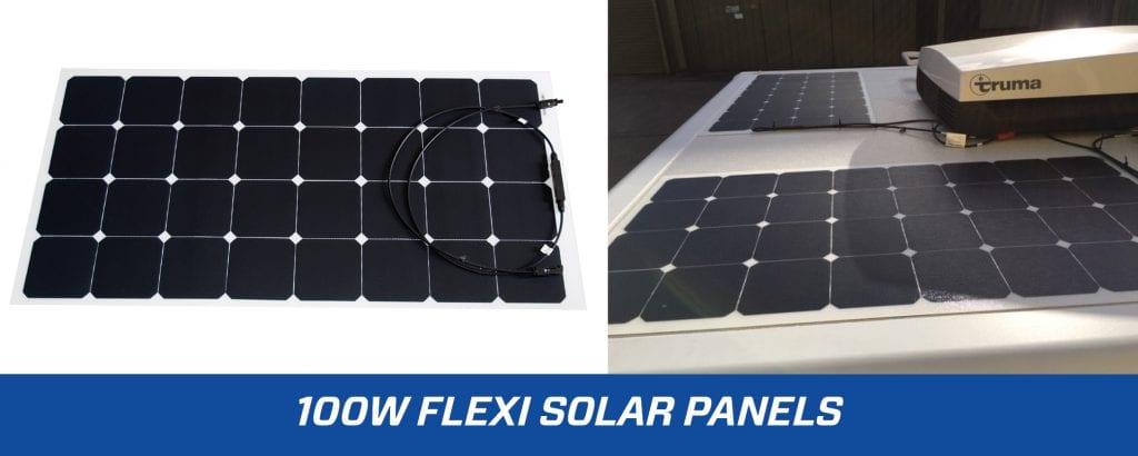 BAINTECH FLEXI SOLAR PANELS
