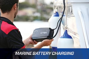 Gear to keep your battery healthy while on the Water