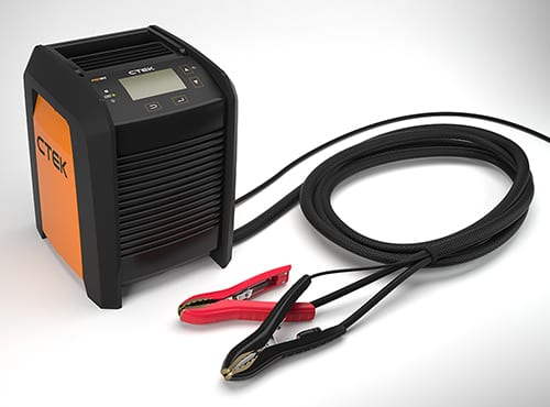 Innovative Charging Technology from CTEK