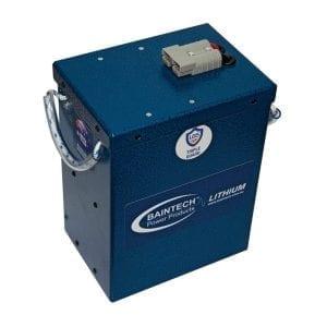 Baintech 12V 75Ah Compact Lithium Battery