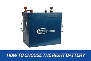 Blog topic - how to choose the right battery
