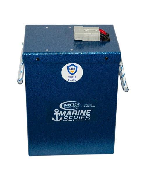 Marine Series 12V 150Ah Standard Power Compact Lithium Battery
