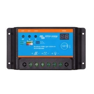 BlueSolar PWM Light Charge Controller 12/24V