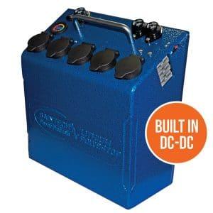 75Ah Lithium Battery PowerTop
