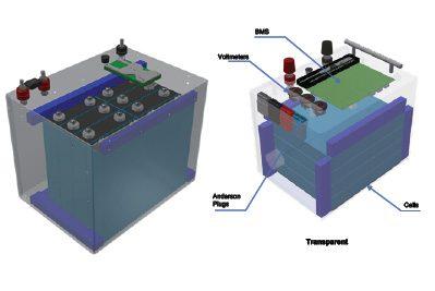 Prismatic Cells