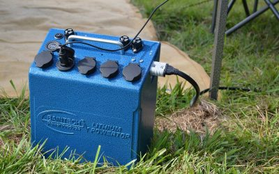 Baintech PowerTop 50Ah Lithium Battery